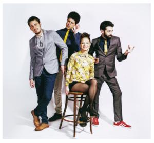 Stereo Ties groupe musique live pour événementiel et mariage en région Rhône-Alpes.